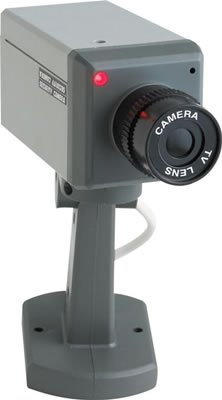 ELCAMERA/00: Mitaki-Japan Mock Surveillance Security Camera