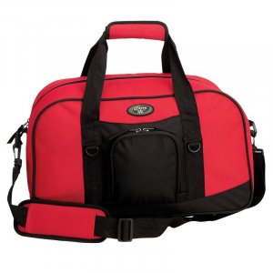 LUSDRB18/00: Extreme Pak Unisex 18� Red Sport Duffle Bag