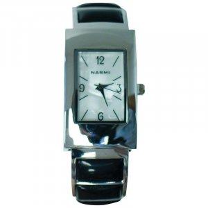 JEW1864O/00: Women's Onyx Cuff Watch
