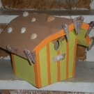 Seashell Dreams and Egg Salad Wishes Custom Bird House!!