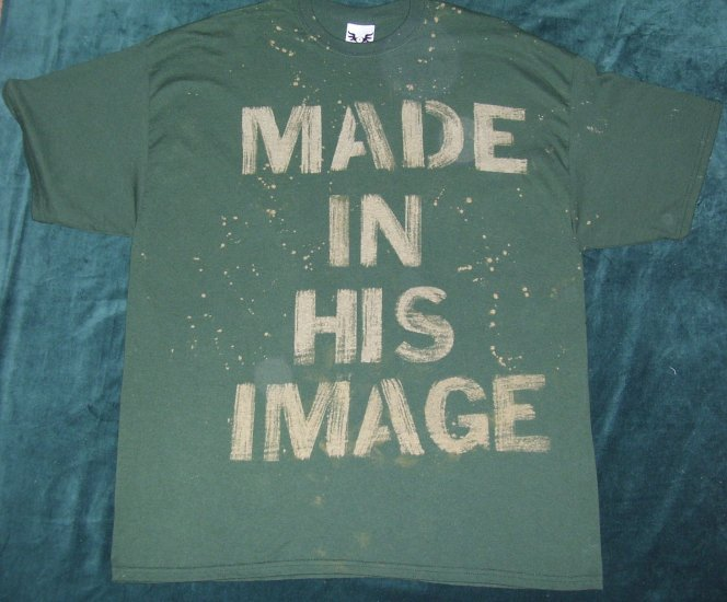 Made In His Image (2x)