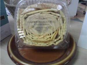 Lemon Poppyseed Roll - 4 Tart Fat Quarters