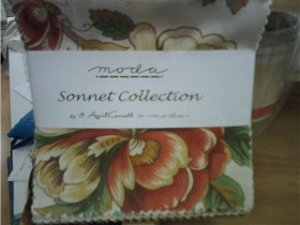 """Sonnet Collection - 45 Pieces, 5""""x 5"""""""