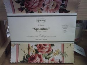 """Spoonfuls - 29 Pieces, 8.5"""" x 8.5"""""""