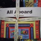"All Aboard! - 46"" x 49"""