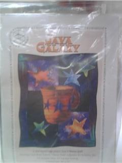 "Java Galaxy - 28"" x 33"""