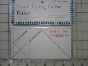 Quilt in a Day - Small Flying Geese