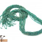 Product ID: 37     Beaded Belts / Necklace  (Aqua Blue)