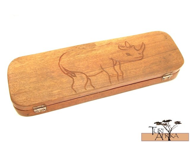 Product ID: 130     Ajua Wood, Animal On It
