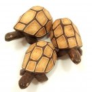 Product ID: 151     Carved Wooden Turtles (Set Of 3)