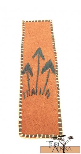 Product ID: 167     Baobab Bark Bookmark