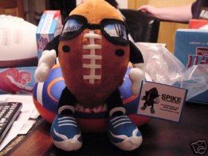 Super Bowl XLII Arizona Mascot Full Size Spike 2-3-2008