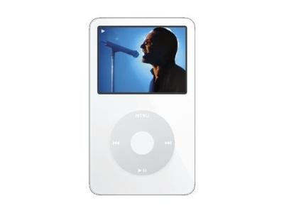 Apple iPod Video 30GB (WHITE)