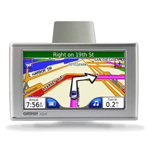 GARMIN NUVI 650 PERSONAL TRAVEL ASSISTANT