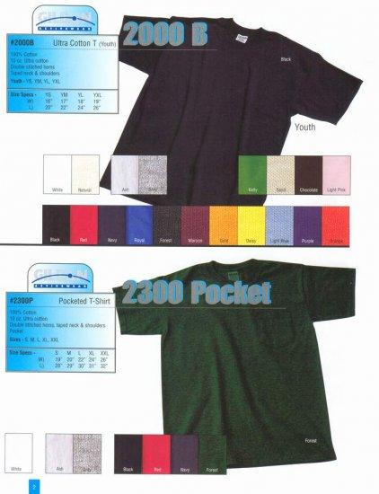 Gildan 2300 (With Pocket)