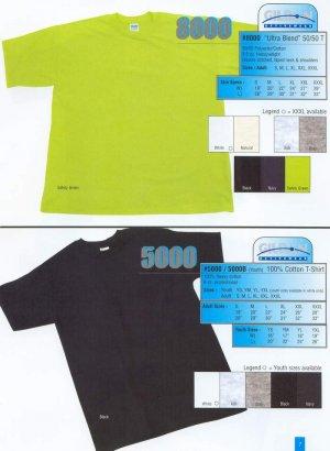 Gildan 8000