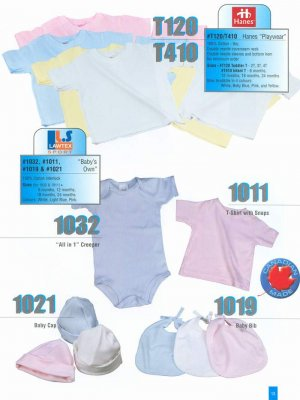 Hanes T120 (Toddler)
