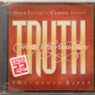 TRUTH Twenty-Fifth Anniversary Live CD - Your Favorite Classics - Majesty - Worship