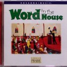 1998 Hosanna! Music WORD IN THE HOUSE Urban Praise & Worship CD - Christian - OOP