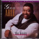 1994 Hosanna! Music GOD IS ABLE CD Ron Kenoly Praise & Worship - Christian