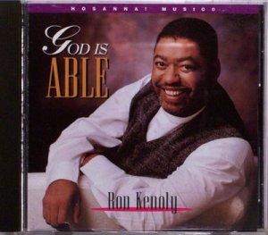 1994 Hosanna! Music GOD IS ABLE CD Ron Kenoly Praise & Worship - Christian
