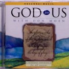 2001 Hosanna! Music GOD IN US CD Don Moen Praise & Worship NEW Factory Sealed