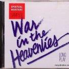 Hosanna! Music  Praise & Worship CD – WAR IN THE HEAVENLIES – Original 1991 - Christian