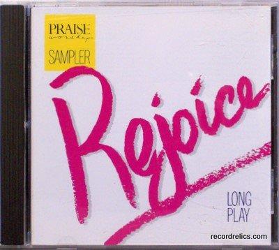 Hosanna! Music  Praise & Worship CD � REJOICE � Original 1991 - Christian