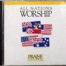 Hosanna! Music ALL NATIONS WORSHIP CD 1993 - Praise & Worship - Christian