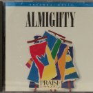 Hosanna! Music ALMIGHTY CD - 1993 - Praise & Worship - Christian - Rich Gomez