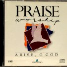 Hosanna! Music ARISE, O GOD CD 1990 - Praise & Worship – LaMar Boschman - Christian