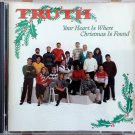 TRUTH Christmas CD - Your Heart Is Where Christmas Is Found - 1989 - 4 Him, Alicia Williamson