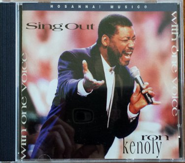 Hosanna! Music SING OUT WITH ONE VOICE - Ron Kenoly Praise & Worship - 1995