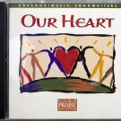 Hosanna! Music OUR HEART CD - 1998 Praise & Worship