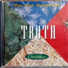 TRUTH CD - YOU ARE EMMANUEL - 1994 Christmas - CCM - Christian