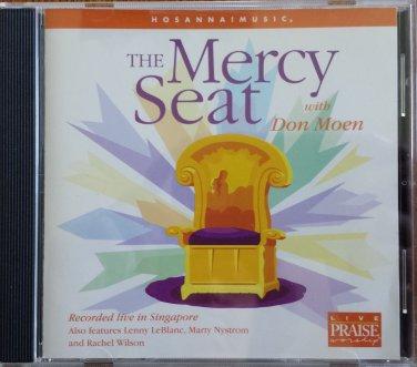 Hosanna! Music CD THE MERCY SEAT - 2000 - Praise & Worship - Don Moen