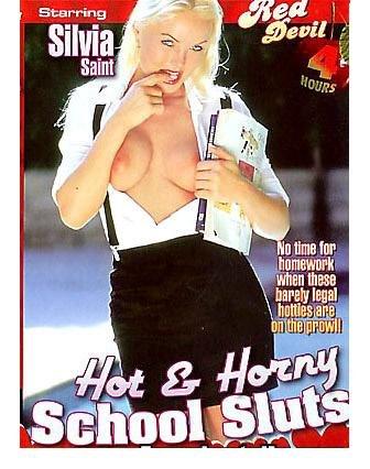 Hot & Horny School Sluts