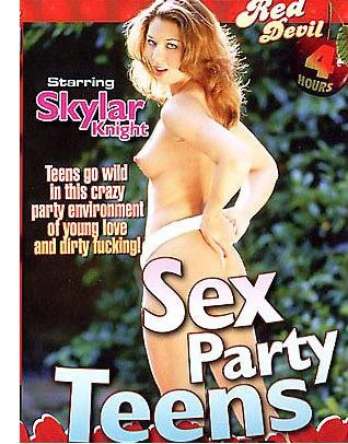 Sex Party Teens