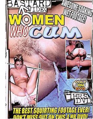 Womem Who CUM