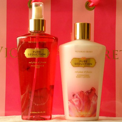 Victoria Secret Pure Seduction body lotion & spray