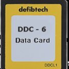 Medium Data Card (6-hours, no audio)   DDC-6