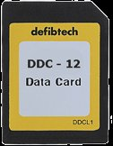High Capacity Data Card (12-hours, no audio)  DDC-12