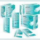 DX 2422 Medium Latex Exam Gloves Sterile (Singles)