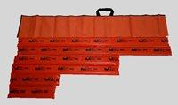MM1875- Padded Board Splints: Splint Set (MM1800) including carry case (MM1680) Complete Kit