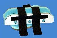 """MM1760-VEL Splints, Cardboard,Full Foam, 24"""""""