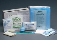 MM0967NL-Emergency OB Kit in Sealed Poly Bag in Box