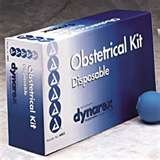 DX4901-Dynarex Obstetrical Kits (Boxed)-Case of 10