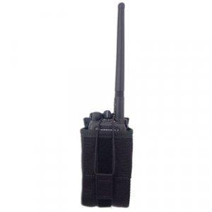 RB#1251BK Small Web Portable Radio Case (Loop)