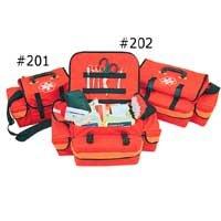 RB#202 Medium Trauma Bag (with Luggage Handle)