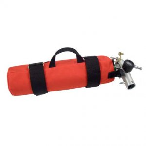 RB#473OR Oxygen Cylinder C Sleeve (No Pocket)